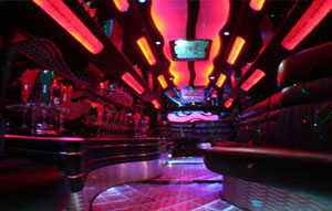 Los Angeles Hummer H2 Party Bus,hummer limos in los angeles